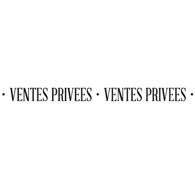 sticker ventes privées VP003