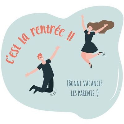 sticker rentrée des classes RDC016