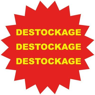 sticker destockage DE014