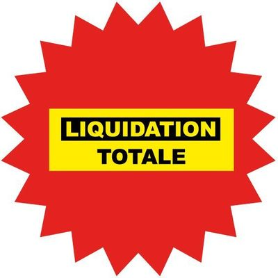 sticker liquidation DE017