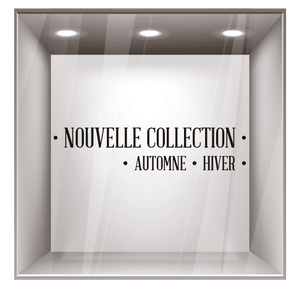 sticker nouvelle collection SA012