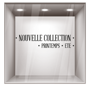 sticker nouvelle collection SA013