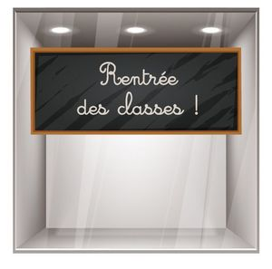 sticker rentrée des classes RDC024