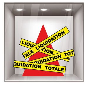 sticker liquidation DE013