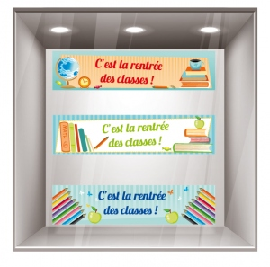 sticker rentrée des classes RDC002