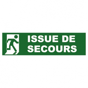 issue de secours SI024