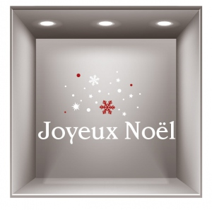 sticker noel NO037