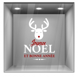 sticker noel NO039