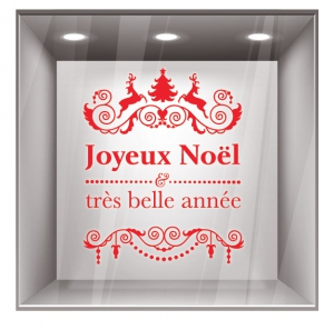 sticker noel NO048