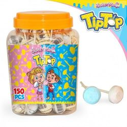 Sweet Mania TipTop Lollipop  x 150