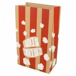 Sac kraft à Pop-Corn 2.5 L x 500