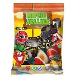 Jake Carton de 15 sachets de MOVIE JELLIES 250 g