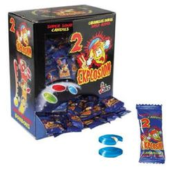 Jake 2 EXPLOSION COLA bonbons supers acides x 200