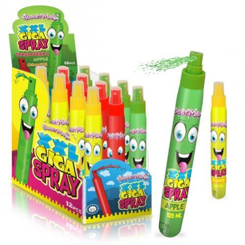 Sweet Mania XXL Giga Spray x 12