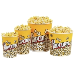 Gobelets Pop-Corn 72 cl x 50