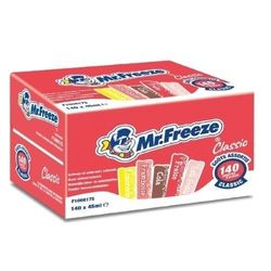 Mr Freeze CLASSIC 50ml x 150