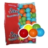 Billes de chewing-gum multicolores diamètre 28 mm en sac de 2 kg