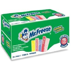 Mr Freeze GENORME assortis 150ml x 70