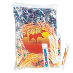 Assortiment de sucres d'orges fantaisies en sac de 3 kg