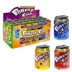 Mini canette Powder Cans x 36