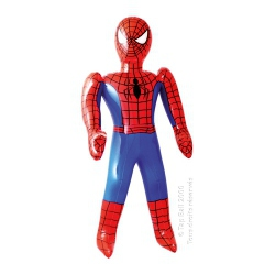 Lot de 12 gonflables SPIDER-MAN