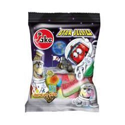 Jake Carton de 12 sachets de STAR JELLIES 100 g