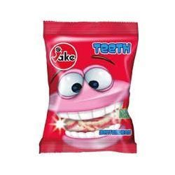 Jake Carton de 12 sachets de DENTS LISSES 100 g