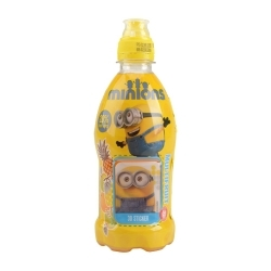 Pack de 12 boissons multifruit Minions 35 cl