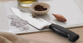 Kitchen knives Four Star - Zwilling J.A. Henckels.