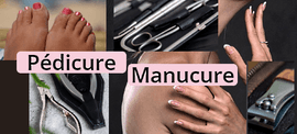 Manicure, pedicure and cosmetic equipment