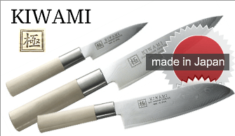 Japanese knives Kiwami