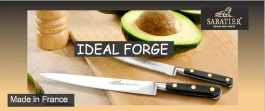 Ideal forged knives Lion Sabatier