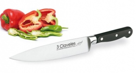 Professional forged kitchen knives Germania 3 Claveles Icel