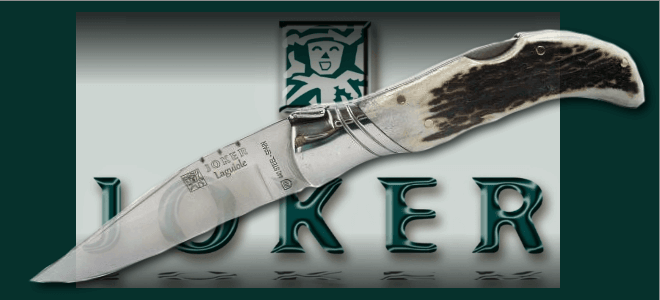 Joker Laguiole and folding knives