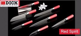 Dick Red Spirit, Kitchen knives