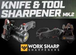 Work Sharp Knife and Tools WS1 Messerscharfen und Zubehör