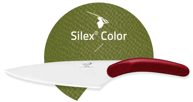 Kitchen knives Silex Color Déglon