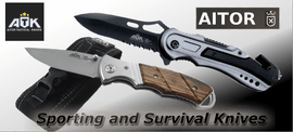 AITOR ATK Tactical and rescue Knives