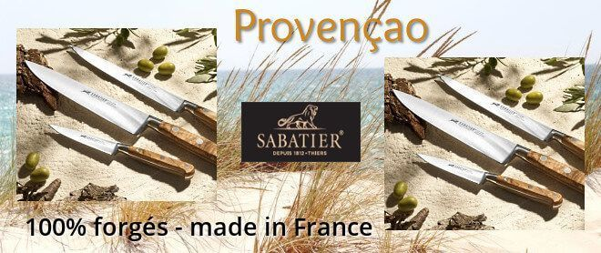 Kitchen knives Lion Sabatier Provençao