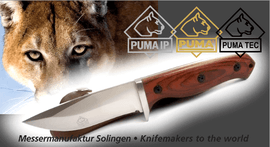 PUMA, Hunting knives, outdoor, bowies