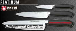 Kitchen knives Felix Platinum