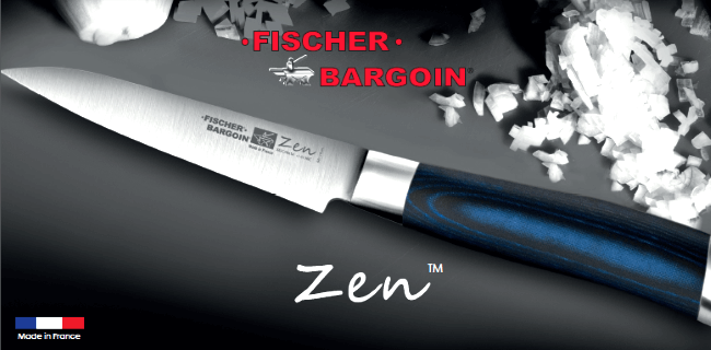 Kitchen knives ZEN by Fischer Bargoin