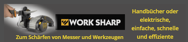 WORKS SHARP, Messerscharfen und Zubehor - Made in USA