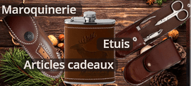 Leather Wallets, sheats and gift items