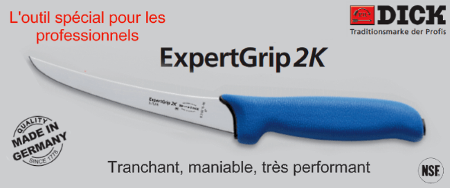 Dick ExpertGrip 2K Messer