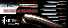 Japanese kitchen knives Nagomi Maru