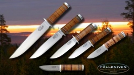 FALLKNIVEN, Swedish outdoor knives