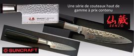 Senzo japanese kitchen knives