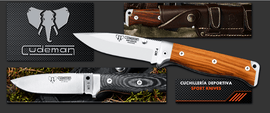 CUDEMAN, outdoor - hunting knives made in spain