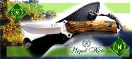 NIETO, hunting knives, bowies, outdoor